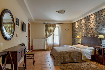 Grand Vytina Hotel & Suites | Double Room